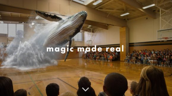 The Mysterious Magic Leap